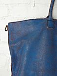 Barracuda Distressed Tote