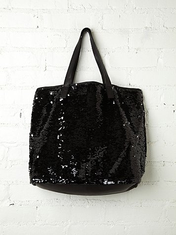Maison Scotch City Nights Tote