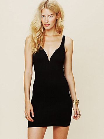 Intimately Deep V Bodycon