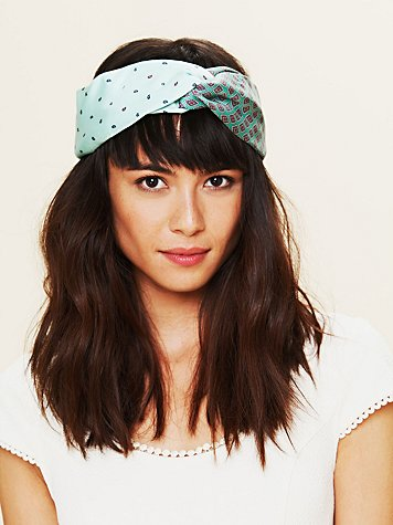 Free People Vintage Tie Turban