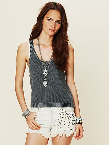 Free People We The Free Snuggle Swit Tank