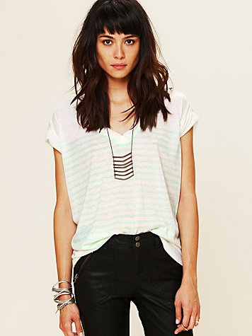 Keep Me Stripe Tee
