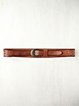Far and Away Leather Belt