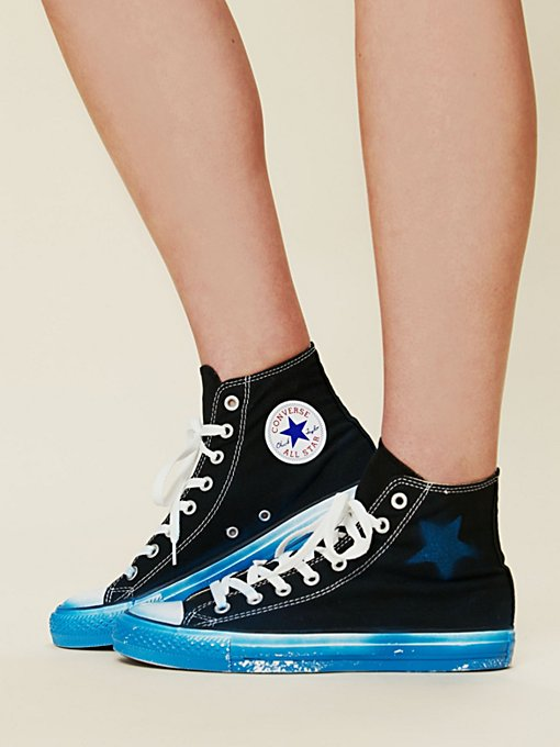 Converse Graffiti Chucks in Sneakers