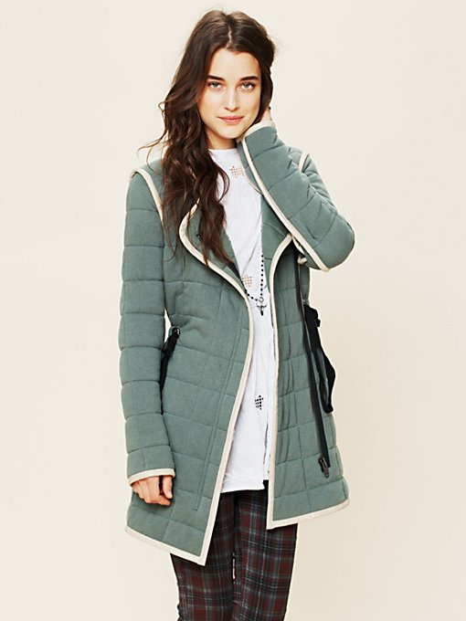 FP New Romantics Neo Camper Coat