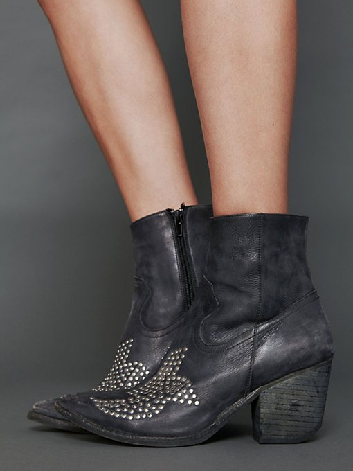 Jeffrey Campbell Sharon Ankle Boot in Studded-Boots