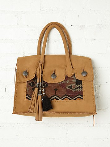 Simone Camille Casablanca Carpet Bag