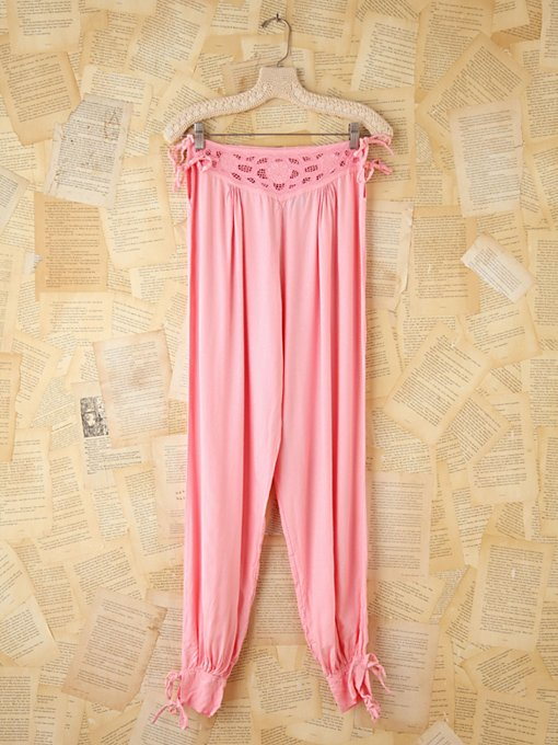 Free People Vintage Pink Bottoms in vintage-skirts