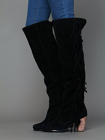 Olivia Tall Vegan Boot