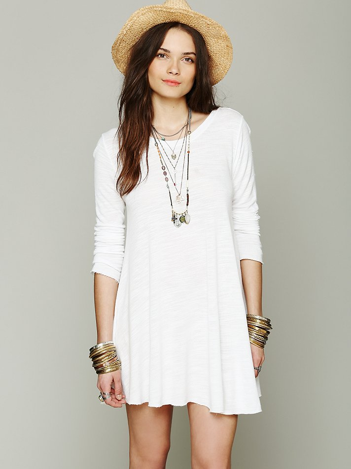Pinterest Picks - Free People White Dresses