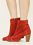 Muri Cap Toe Ankle Boot