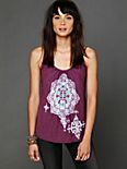 Floral Graphic Cami
