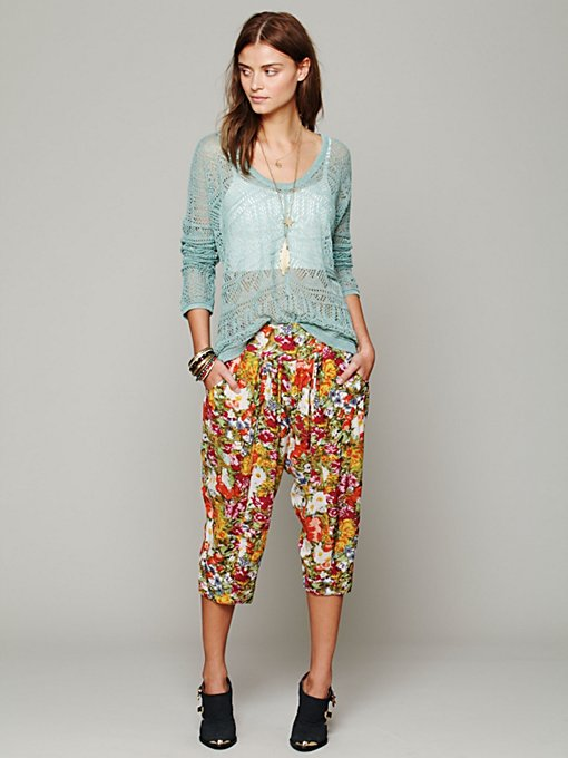FP ONE Floral Paradise Pant in sale-sale-under-70
