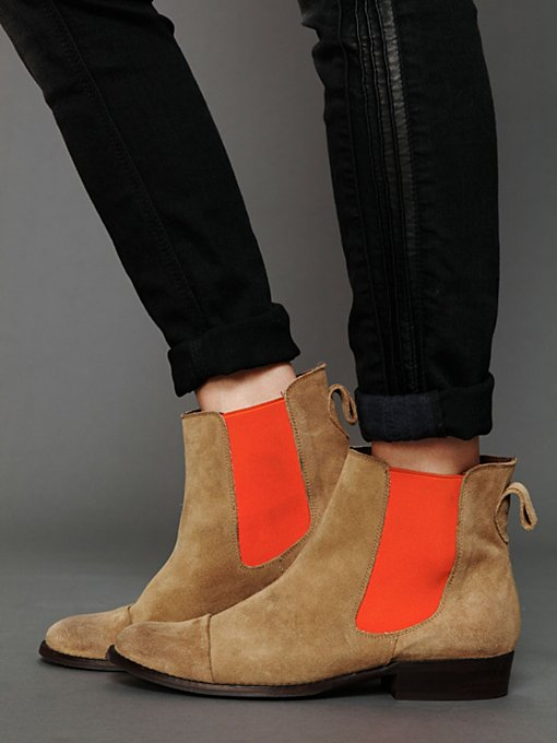 Jeffrey Campbell Cult Ankle Boot in Boots
