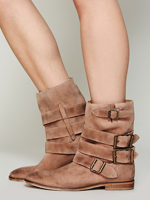 Free People Sunbelt Ankle Boot in Boots