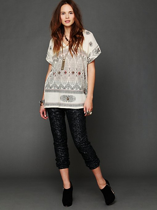 Sequin Party Pant in sale-sale-bottoms