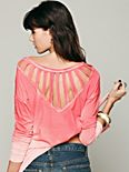 We The Free Sunburst Long Sleeve Top