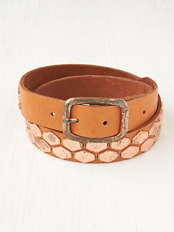 Free People Mission Stud Belt