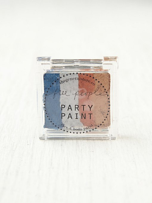 Party Paint in accessories-beauty