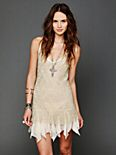Golden Enchantment Slip Dress