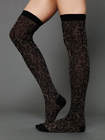Free People Tudor Tall Sock