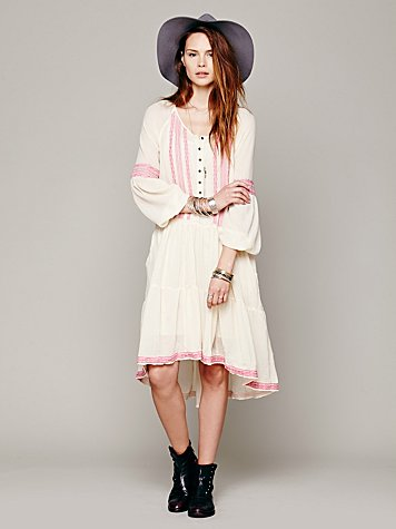 Free People With A Light Heart Dress