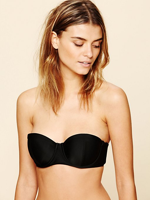 Ace Underwire Crop Top in endless-summer-swim