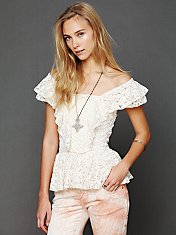Love And Lace Top