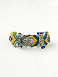 Mixed Metal Friendship Bracelet