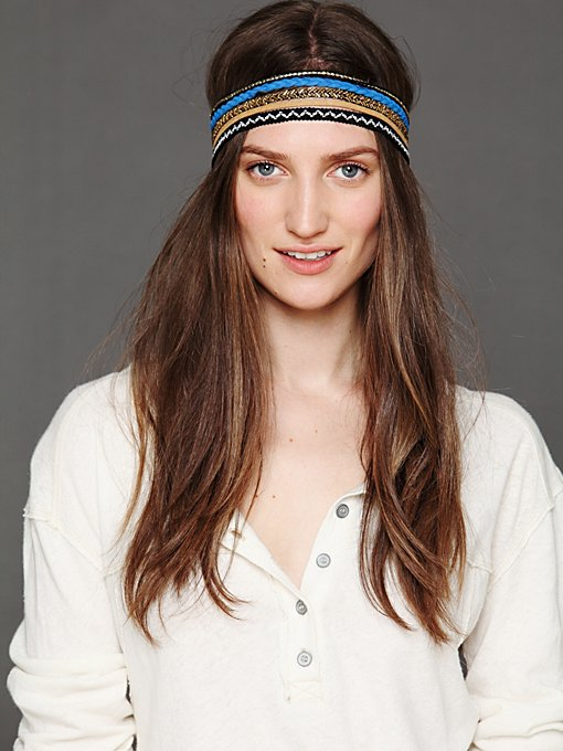 Free People Multi Strand Headband in Headbands