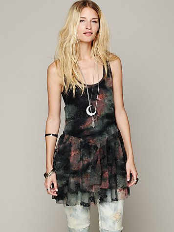 Intimately Grunge Fairy Slip