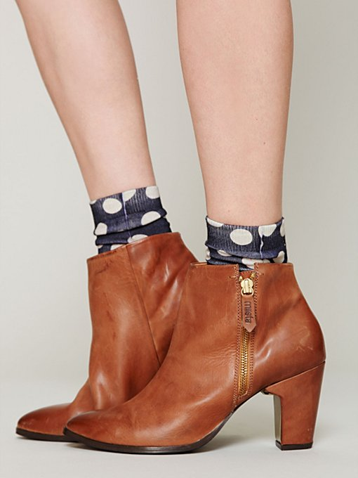 Miista Calgary Ankle Boot in Boots