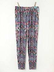 Dream Sequence Printed Pant in fp-body