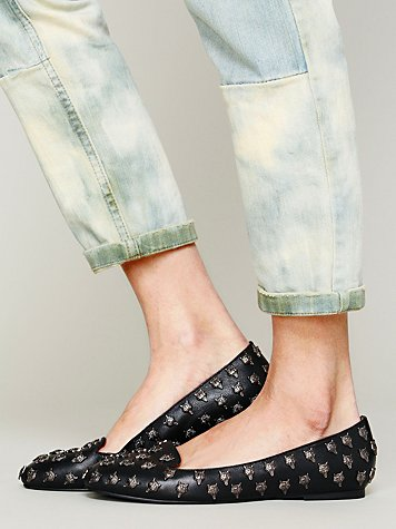 Jeffrey Campbell Lion & Fox Loafer