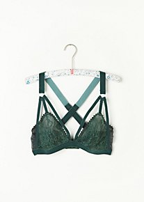 Sabel Cut Out Bra in Intimates-the-lace-shop
