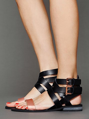 Faryl Robin for Free People Alex Sandal