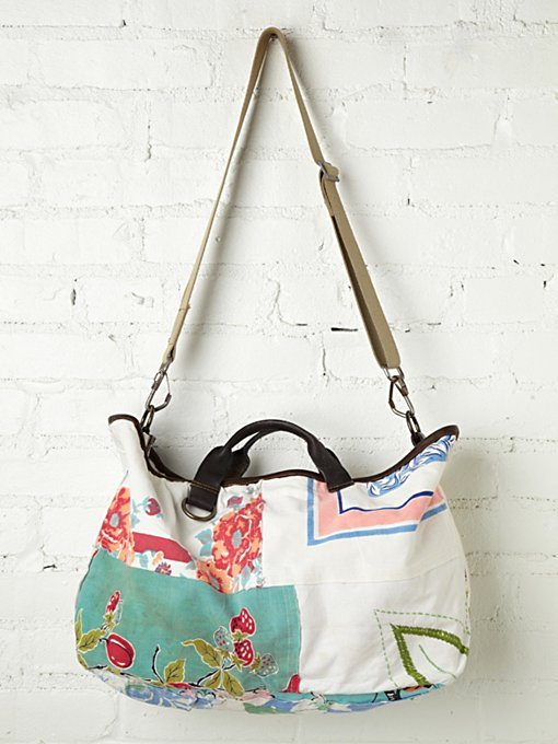 Vintage Floral Tote in accessories-bags-shop-by-shape