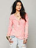 We The Free Urban Cowgirl Henley