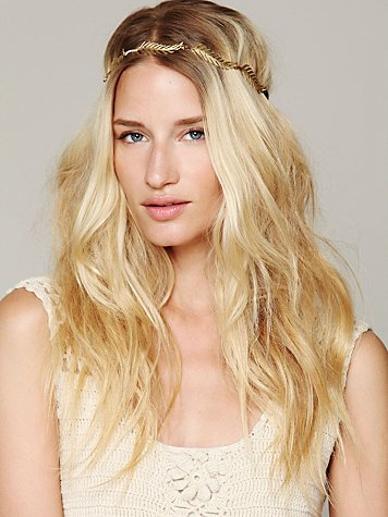 Ederra Feather Headband