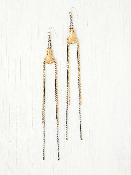 Leah Ball Clovis Dusters Earring in jewelry