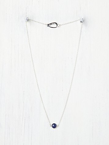 Kris Nations  Birthstone Necklace