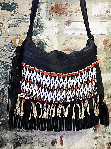 T Smith Knowles Vintage African Fulani Bag #1052