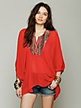 All The Riches Oversize Tunic