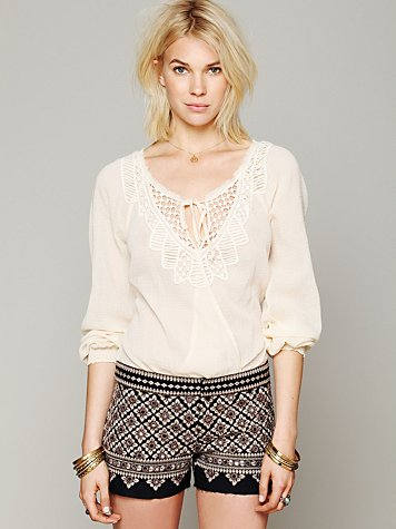 Free People FP ONE Impanema Short