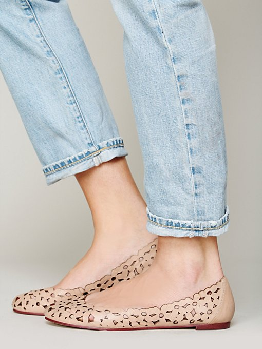 Jeffrey Campbell Maisie Flat in Loafers