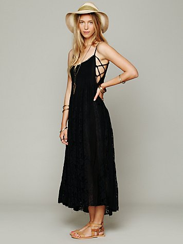 FP ONE Victorian Lace Dress