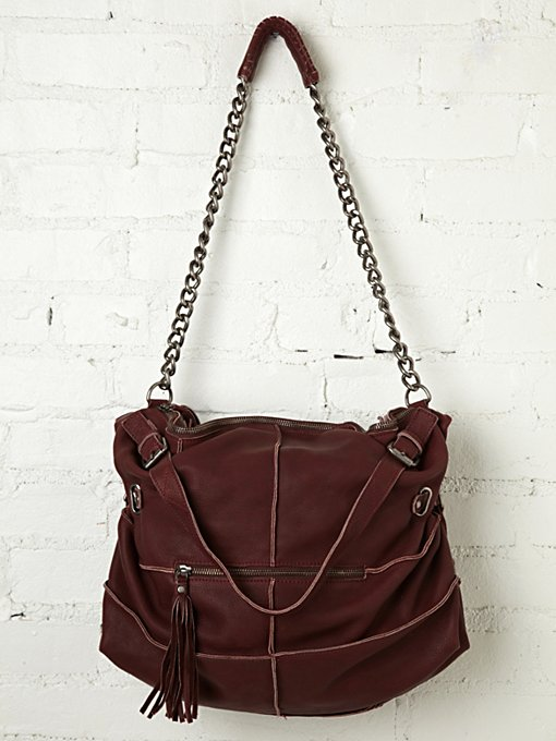 Tina Patched Satchel in accessories-bags
