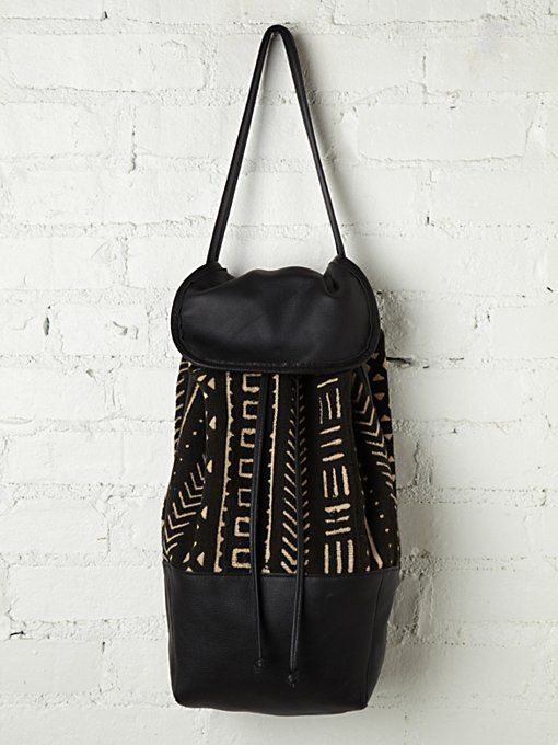 Osei Duro  Out of Africa Bag in boho-backpacks