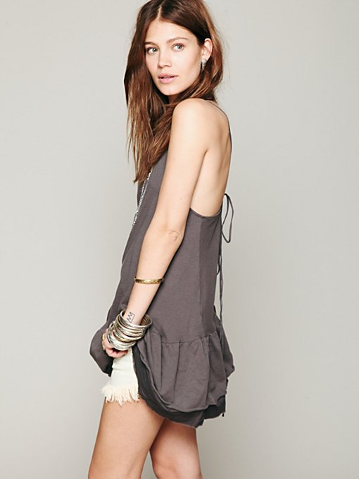 Free People First Dance Tunic in knit-tops