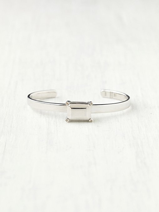 Anna Sheffield Silver Stud Bracelet in jewelry
